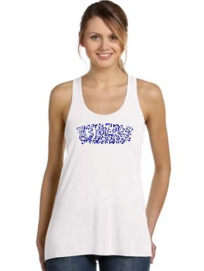 Xtreme Cheer Flowy Racerback tank